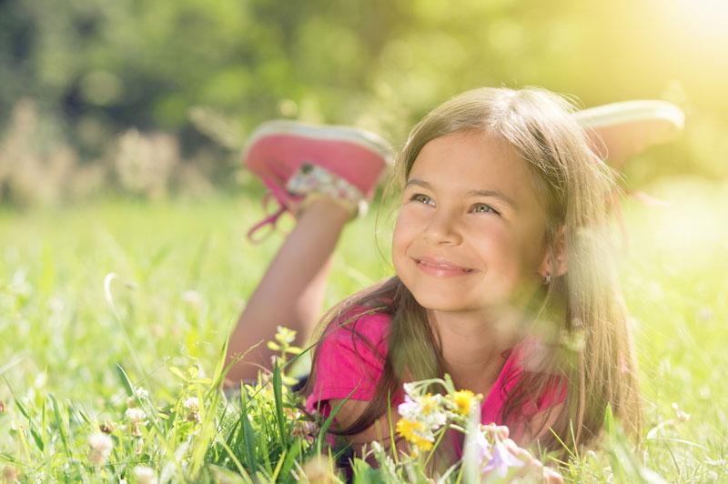 Impfberatung in Wien | glückliches Kind